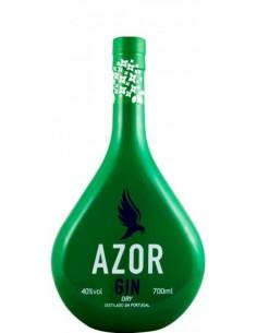 Azor Gin Dry - Portuguese Gin