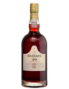 Graham's 20 years old - Vin Porto