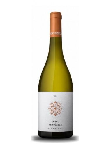 Casal Ventozela Alvarinho 2015 - Vinho Verde