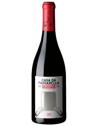 Casa da Passarella Enxertia 2012 - Red Wine