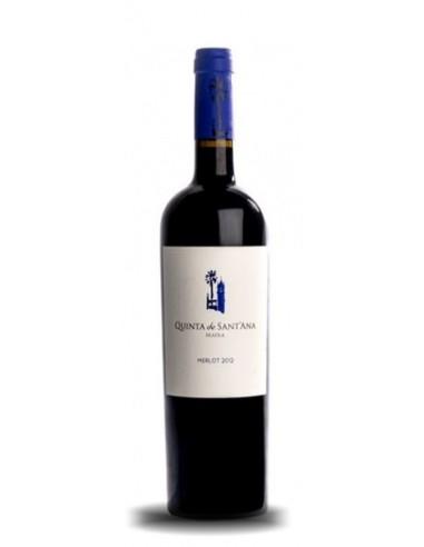 Quinta de Sant'Ana Merlot 2012 - Red Wine