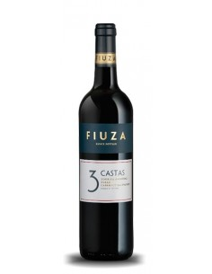 Fiuza 3 Castas Tinto 2012 - Red Wine