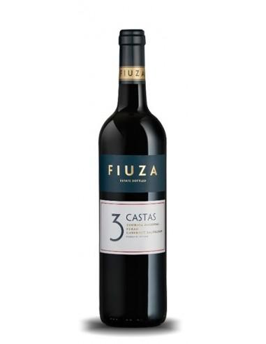 Fiuza 3 Castas Tinto 2012 - Red Wine