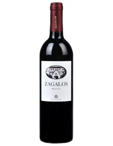 Zagalos Reserva 2012 - Red Wine