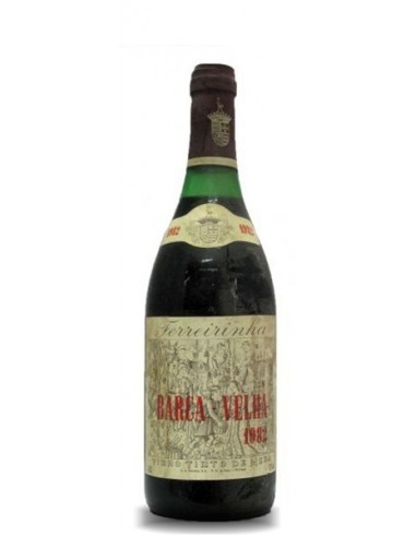 Barca Velha 1982 Casa Ferreirinha  - Vinho Tinto