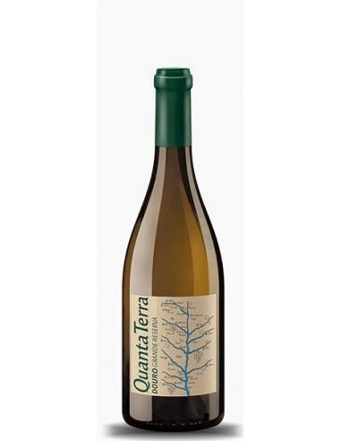 Quanta Terra Grande Reserva 2017 - Vinho Branco