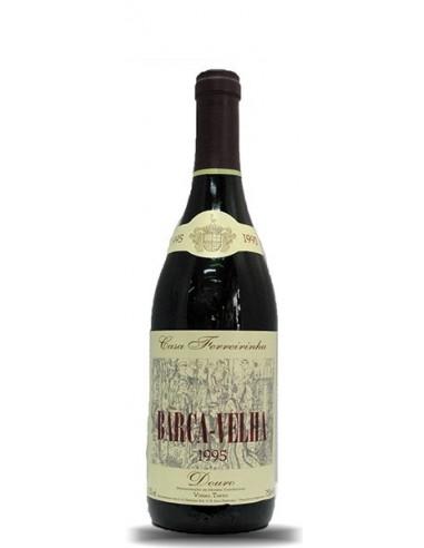 Barca Velha 1995 Casa Ferreirinha - Red Wine