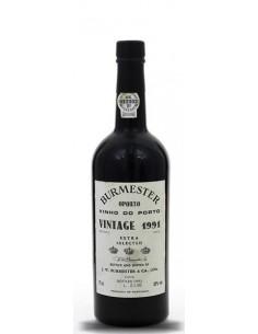 Burmester Vintage 1991 - Vinho do Porto