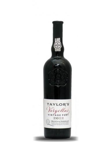 Taylor`s Vargellas 2012 Vintage Port - Vin Porto