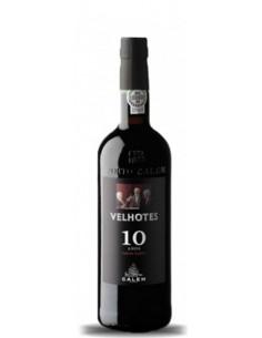 Cálem Velhotes 10 anos Tawny Porto - Port Wine