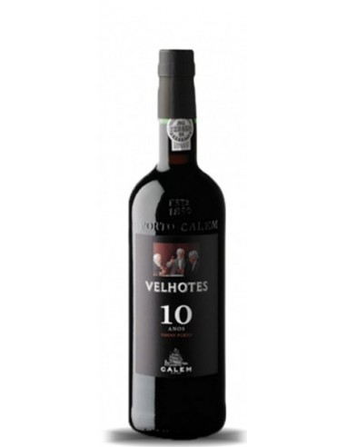 Cálem Velhotes 10 anos Tawny Porto - Vinho do Porto