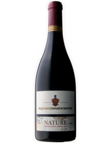 Paço dos Cunhas de Santar Nature 2012 - Vinho Tinto
