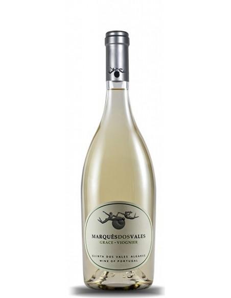 Marquês dos Vales Grace Viognier 2016 - Vinho Branco