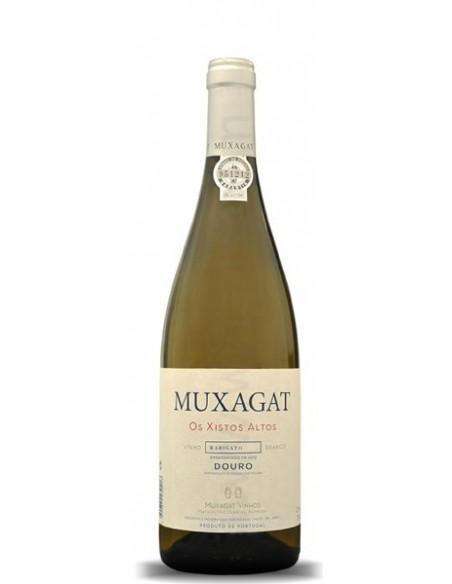 """Muxagat """"Os Xistos Altos"""" Rabigato 2014 - White Wine"""