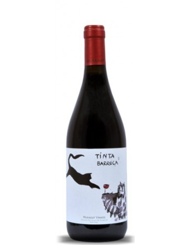 Muxagat Tinta Barroca 2015  - Vinho Tinto