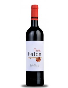 Tom de baton 2014 - Vin Rouge