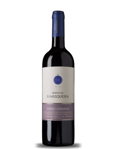 Ravasqueira Syrah + Viognier 2013 - Red Wine