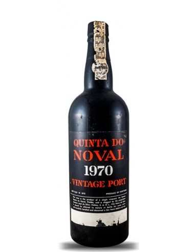 Quinta do Noval Vintage 1970 - Port Wine