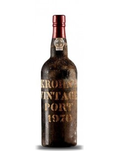 Krohn Vintage 1970 - Port Wine