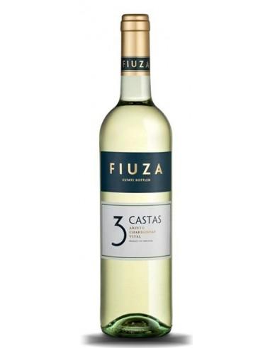 Fiuza 3 Castas Branco - Vin Blanc