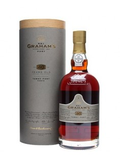 Graham's 40 years old - Vino Oporto