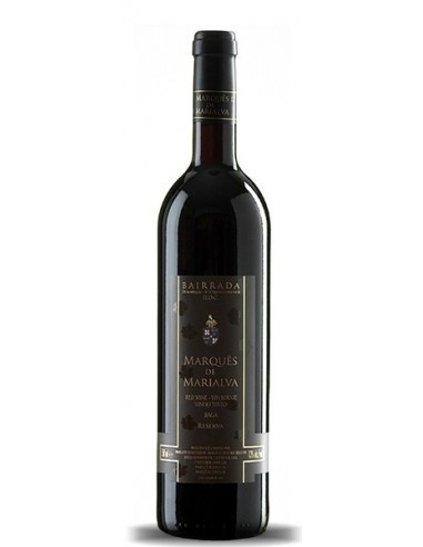 Marquês de Marialva Baga Reserva 2014 - Red Wine