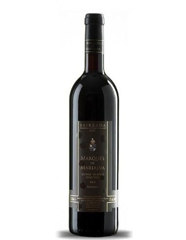 Marquês de Marialva Baga Reserva 2014 - Vinho Tinto
