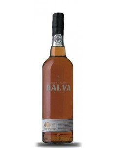 Dalva 40 Year Old Dry White - Vin Porto