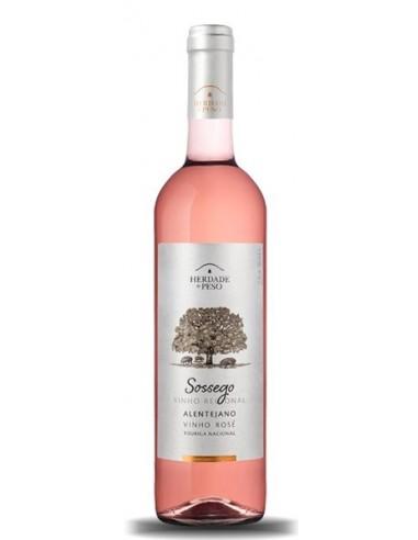 Herdade do Peso Sossego 2017 - Rosé Wine