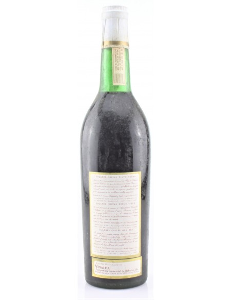 Colares de Chitas Reserva 1970 - Red Wine