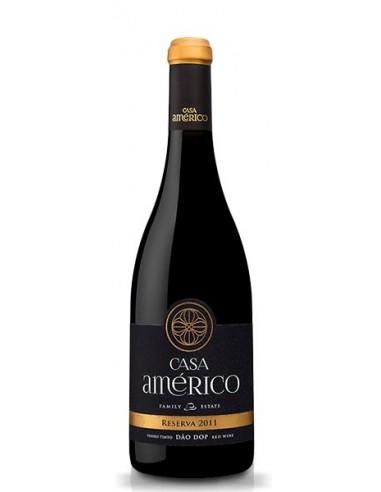 Casa Américo Reserva 2011 - Vinho Tinto
