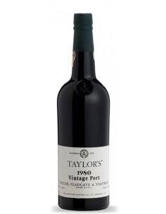Taylor's Vintage 1980 - Port Wine