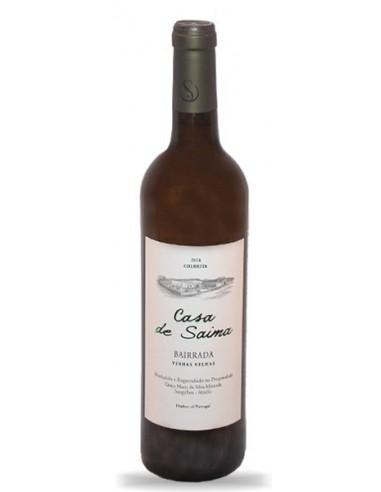 Casa de Saima Vinhas Velhas 2017 - Vinho Branco