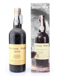 Borges Vintage Port 1979 - Vin Porto
