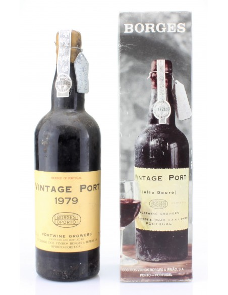 Borges Vintage Port 1979 - Port Wine
