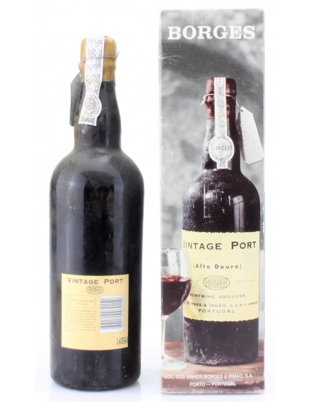 Borges Vintage Port 1979 - Vinho do Porto