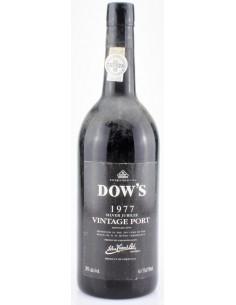 Dow's 1977 Silver Jubilee Vintage - Vin Porto