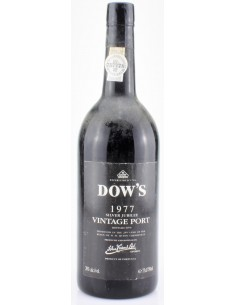 Dow's 1977 Silver Jubilee Vintage - Vino Oporto