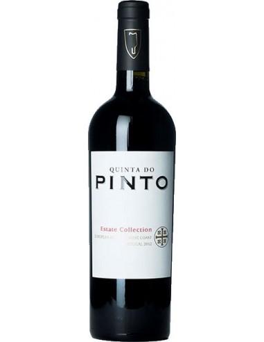 Quinta do Pinto Estate Collection 2014 - Red Wine