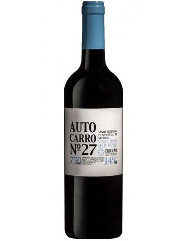 Autocarro nº27- Red Wine