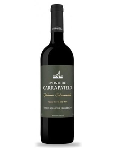 Monte do Carrapatelo 2016 - Vinho Tinto