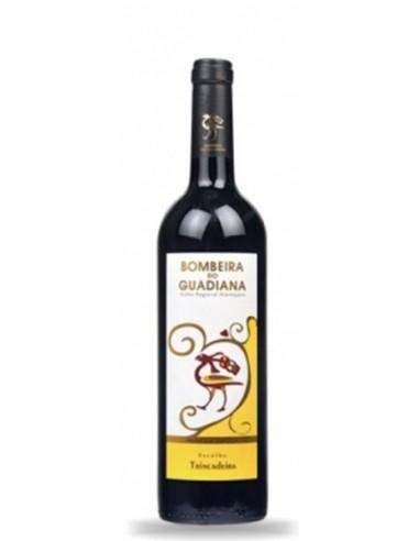 Bombeira do Guadiana Trincadeira 2016 - Vinho Tinto