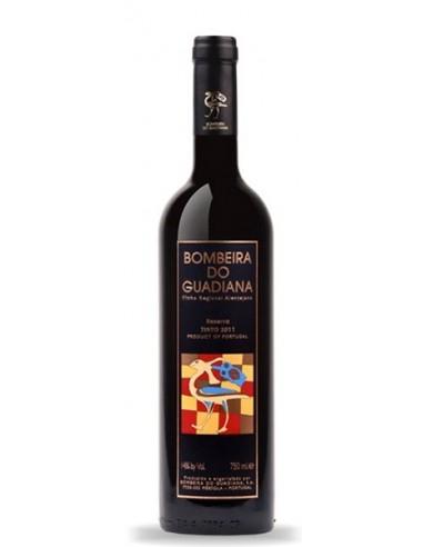 Bombeira do Guadiana Reserva 2014 - Vinho Tinto