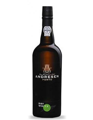 Andresen Dry White - Port Wine
