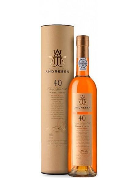 Andresen White 40 Anos - Vinho do Porto