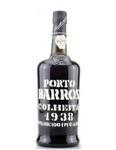 Porto Barros Colheita 1938 engarrafado em 1998 - Vinho do Porto