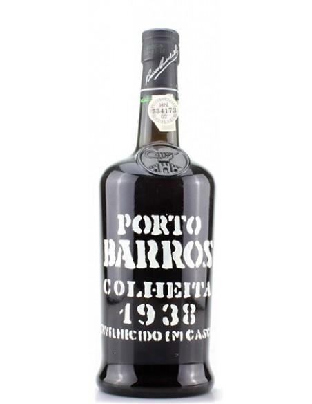 Porto Barros Colheita 1938 embotellado en - Vino Oporto