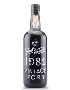 Real Vinicola Vintage 1982 - Port Wine