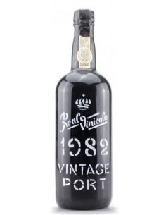 Real Vinicola Vintage 1982 - Vino Oporto