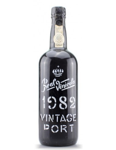 Real Vinicola Vintage 1982 - Port Wine